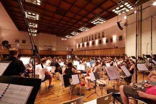 Anspielprobe 19. Juli 2014 (Photo: Tobias Drüner)
